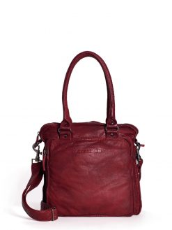 Belize Bag - Cherry Red