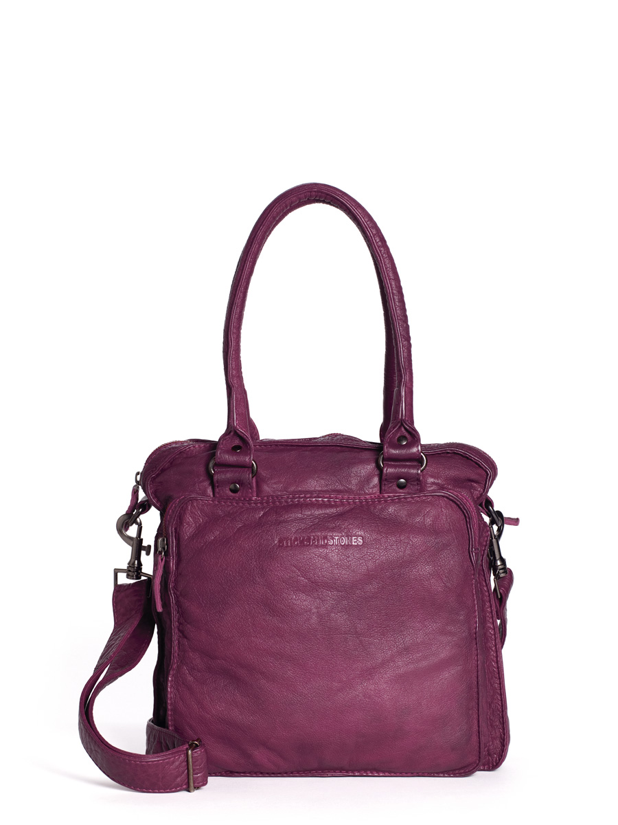 Belize Bag - Fuchsia