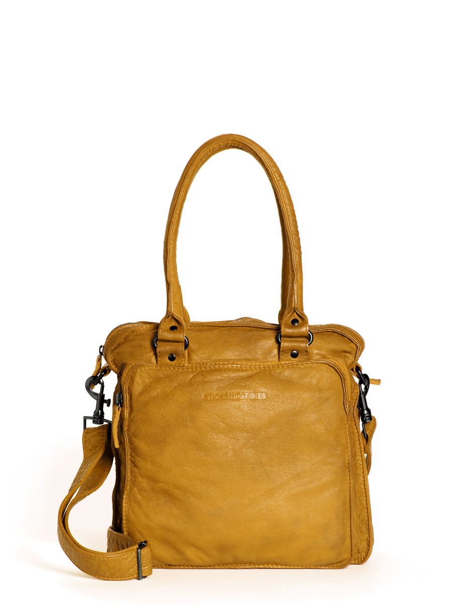 Belize Bag - Honey Yellow