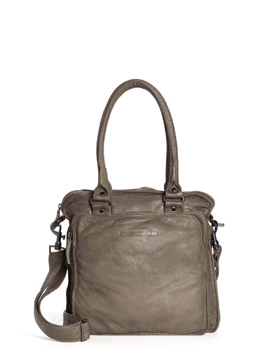 Belize Bag - Light Taupe