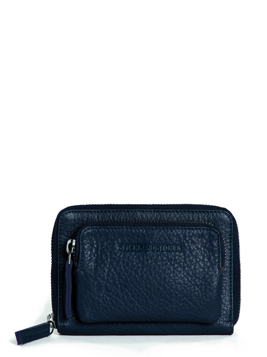 Montana Wallet - Dark Blue