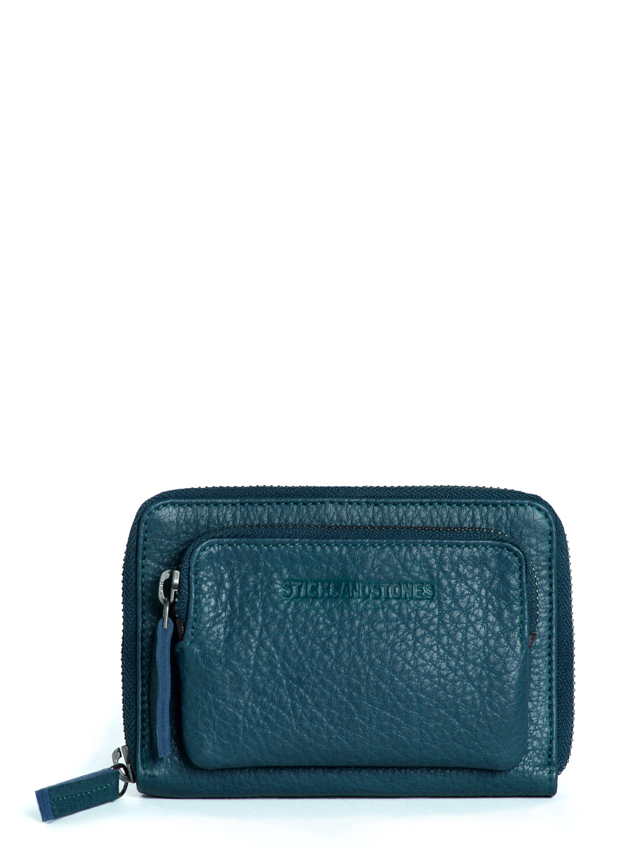 Montana Wallet - Deep Teal
