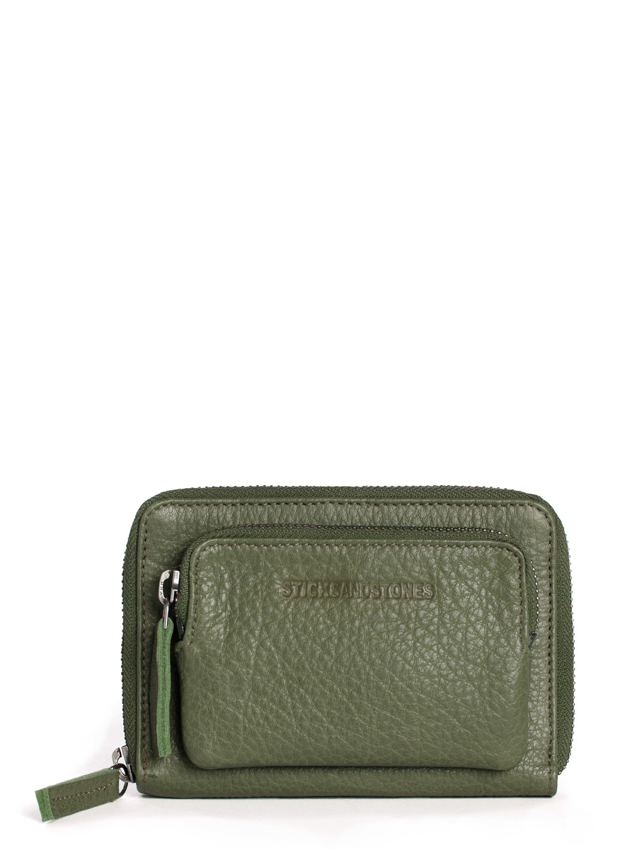 Montana Wallet - Ivy Green