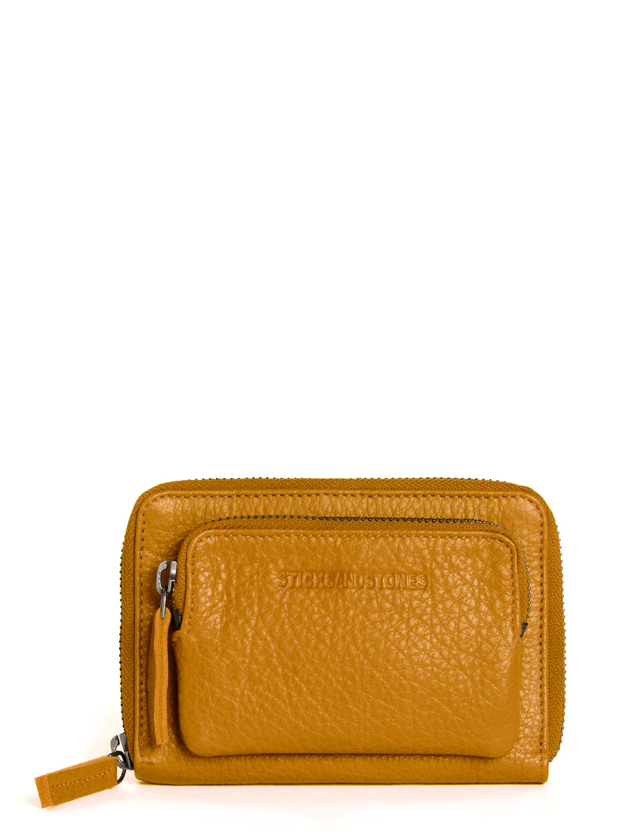 Montana Wallet - Honey Yellow
