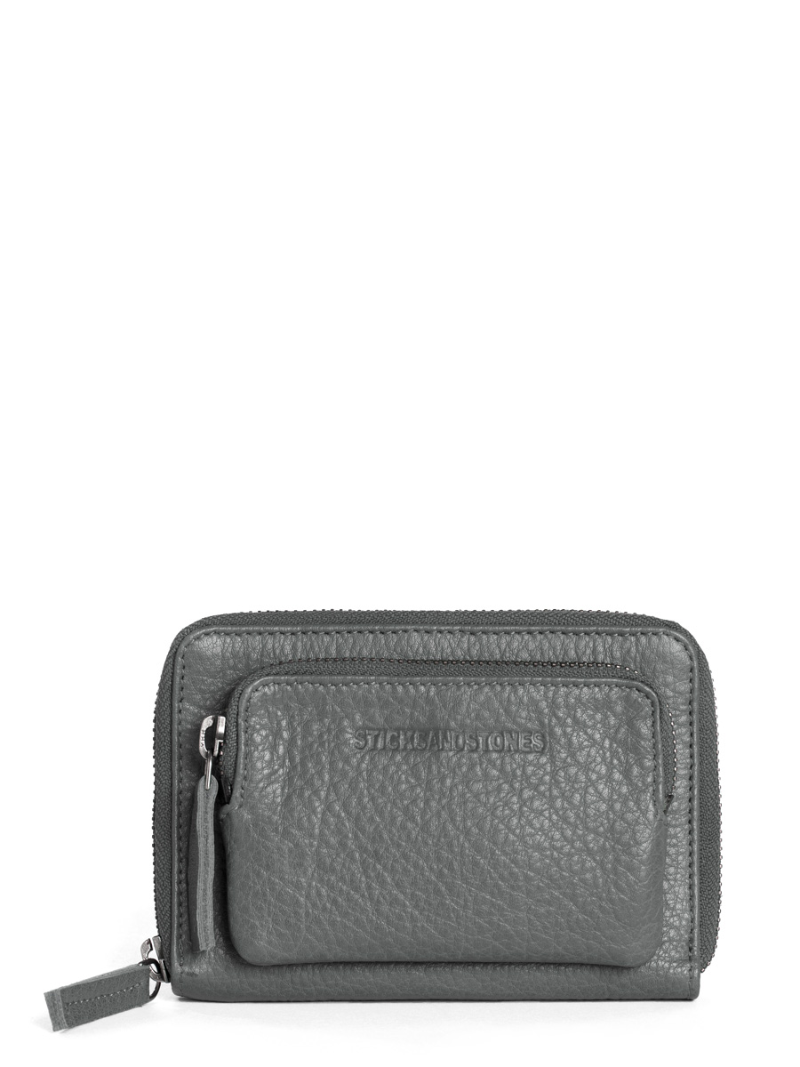 Montana Wallet - Light Grey