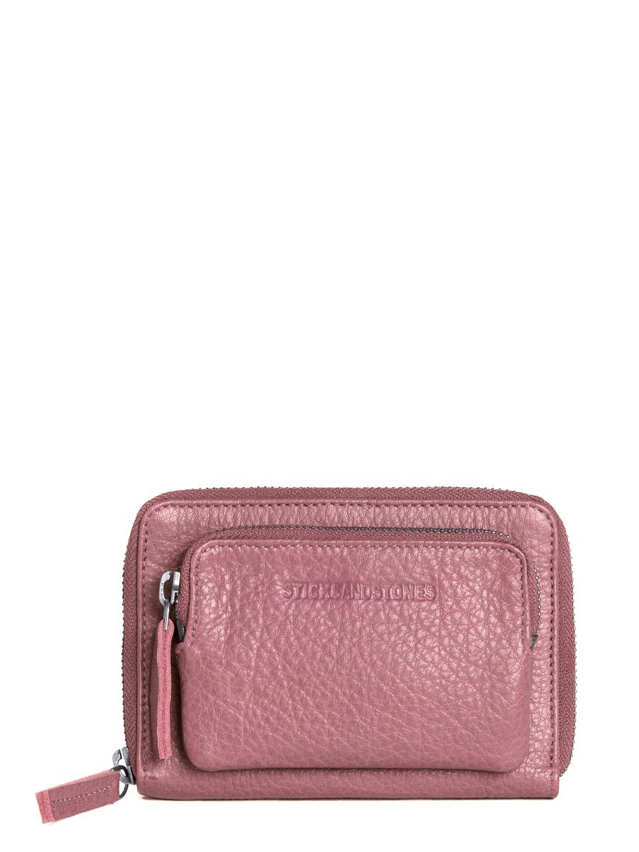Montana Wallet - Vintage Pink