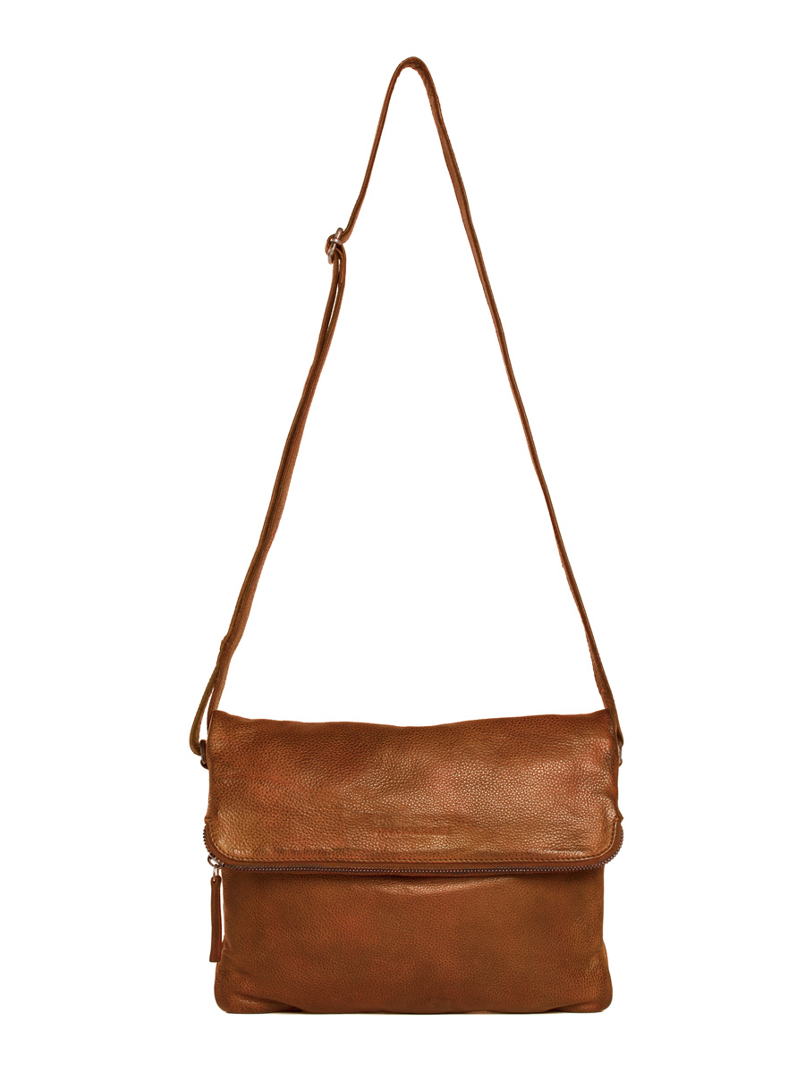 Rosebery Bag - Vegetable Tanned - Cognac
