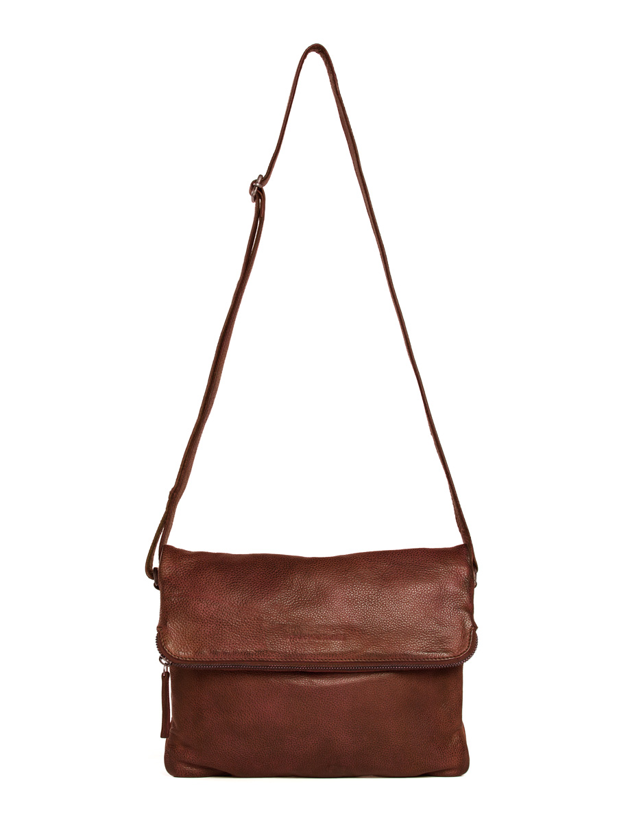 Rosebery Bag - Vegetable Tanned - Mustang Brown
