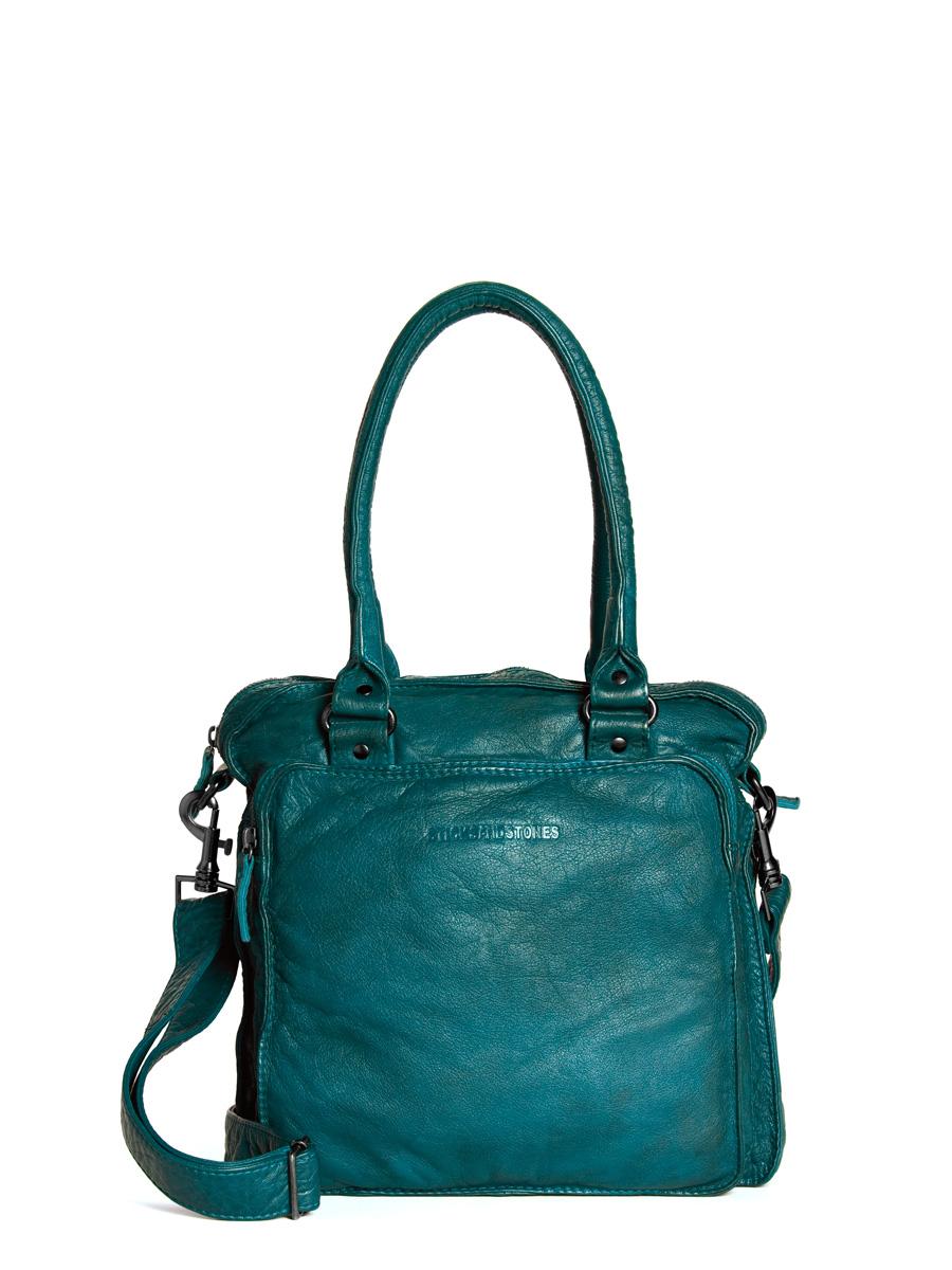 Belize Bag - Deep Turquoise
