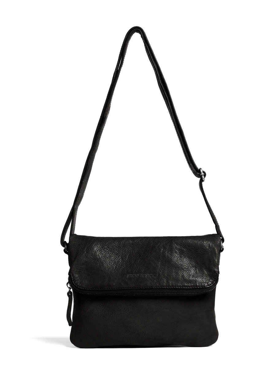 Bondi Bag - Vegetable Tanned - Black