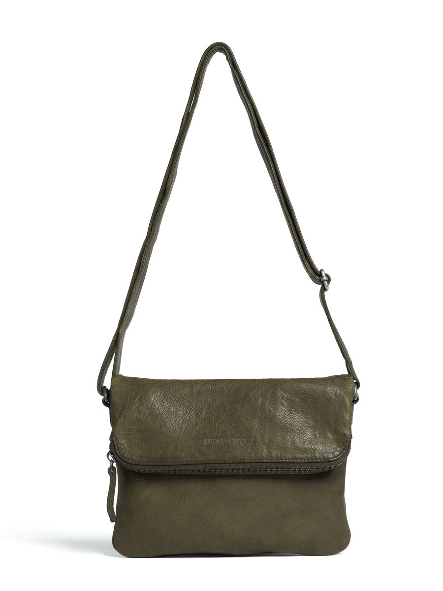 Bondi Bag - Vegetable Tanned - Dark Olive
