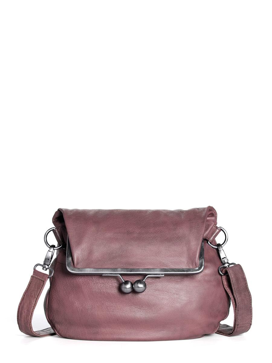 Cannes Bag - Buff Washed - Vintage Pink