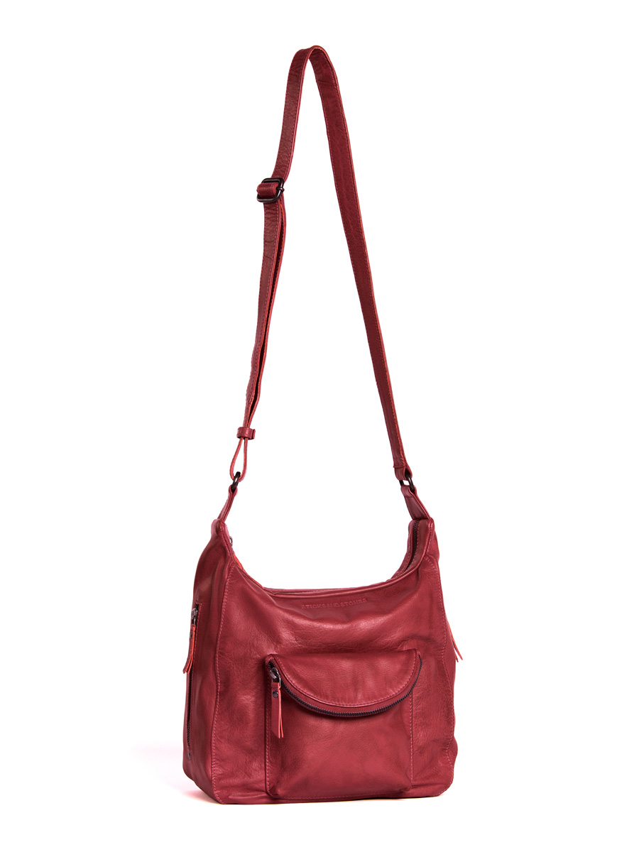Cordoba Bag - Cherry Red