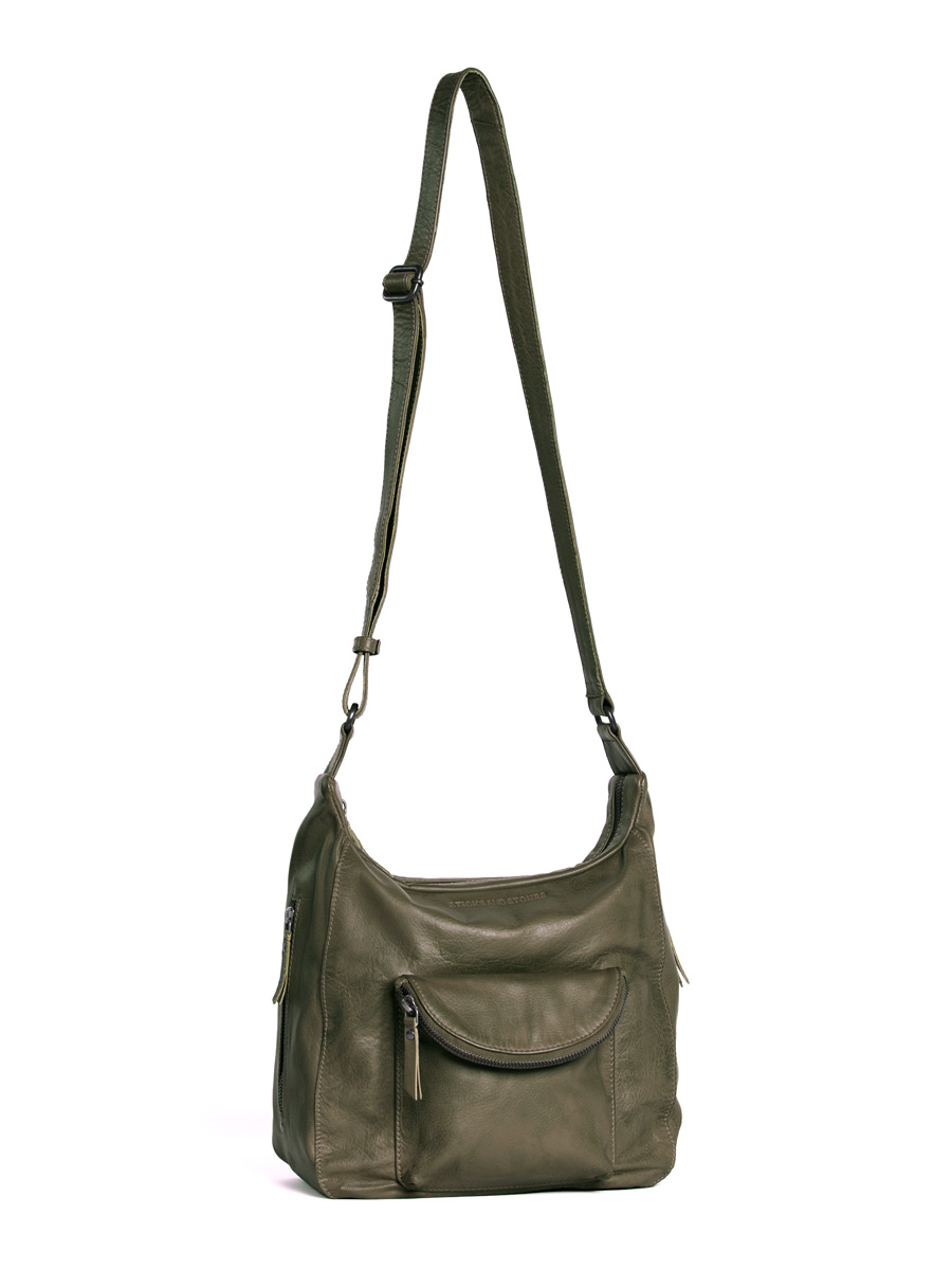Cordoba Bag - Ivy Green