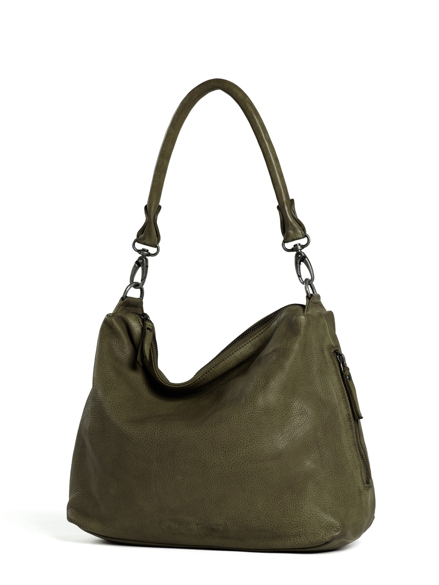 Marbella Bag - Dark Olive