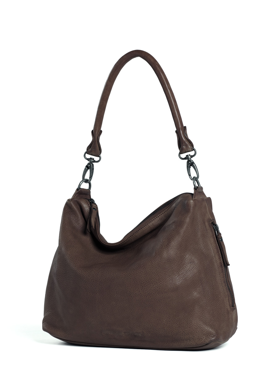Marbella Bag - Dark Taupe