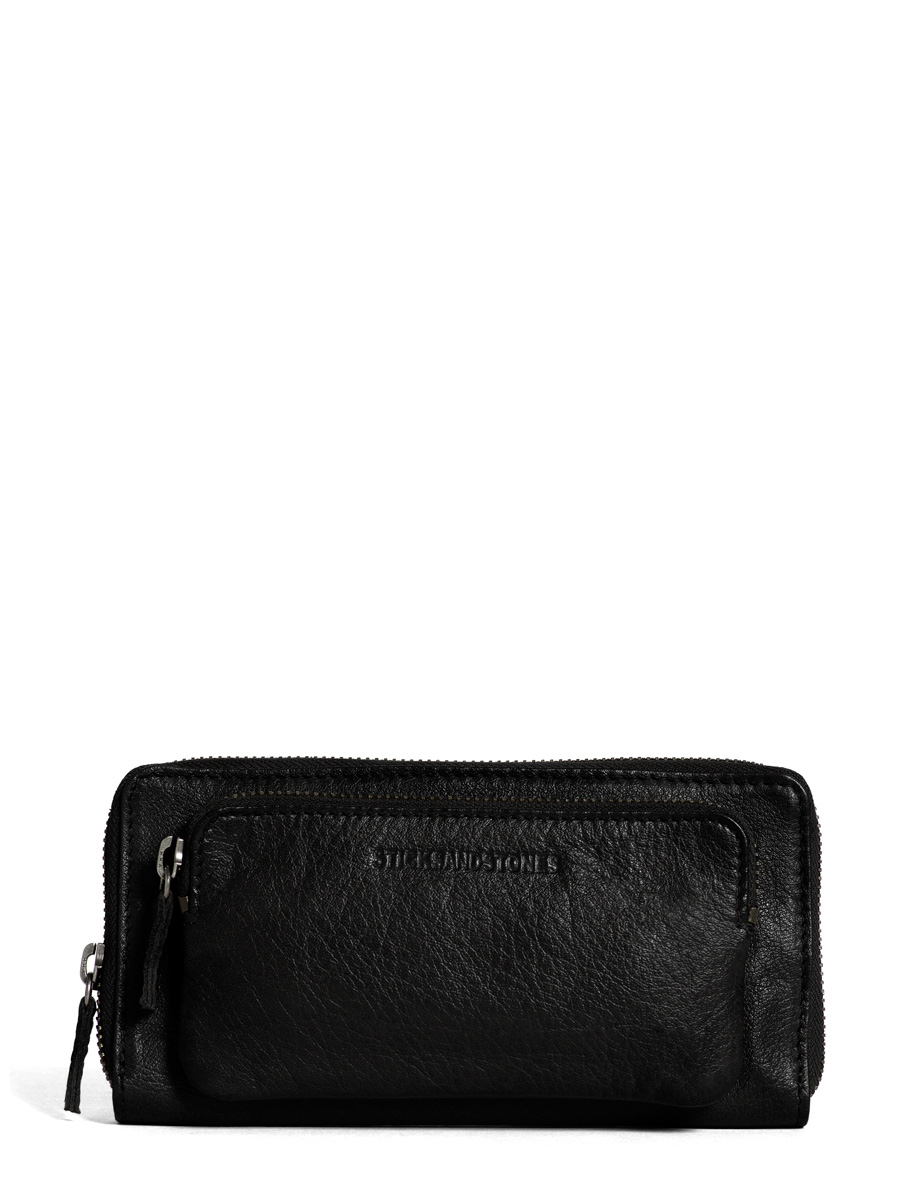 California Wallet - Black
