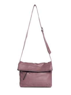 City Bag - Buff Washed - Vintage Pink