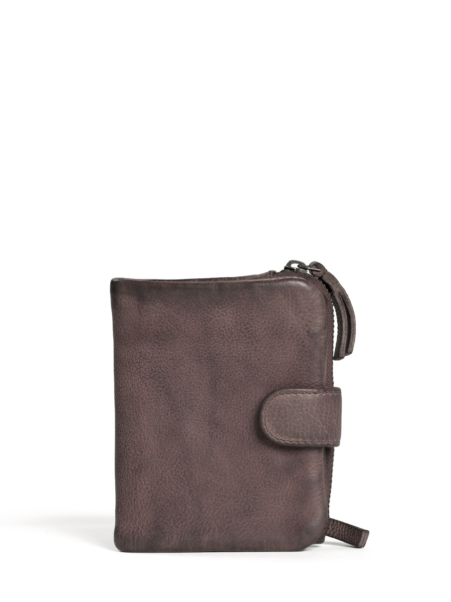 Corsica Wallet - Vegetable Tanned - Taupe