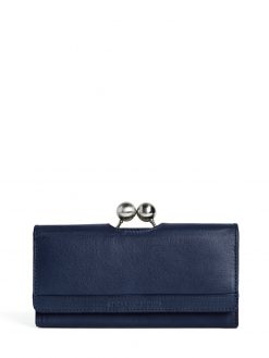 Berlin Wallet - Dark Blue