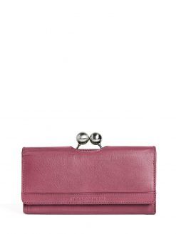 Berlin Wallet - Fuchsia
