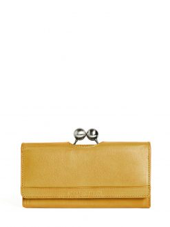 Berlin Wallet - Honey Yellow