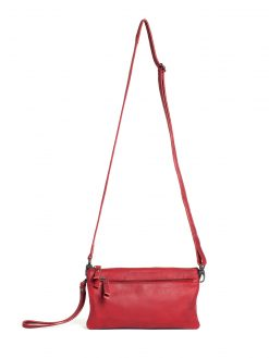 Bonito Bag - Cherry Red
