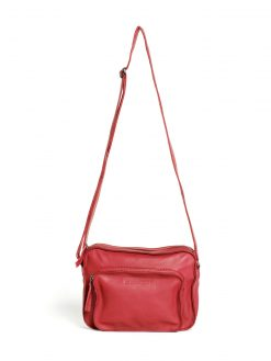 Retiro Bag - Cherry Red