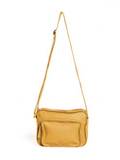 Retiro Bag - Honey Yellow