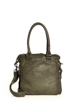 Belize Bag - Ivy Green