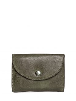 Antwerp Wallet - Dark Olive
