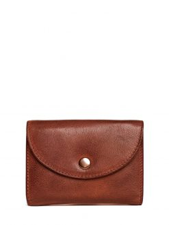 Antwerp Wallet - Mustang Brown