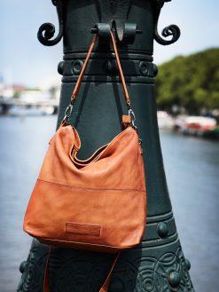 Amsterdam Bag Cognac