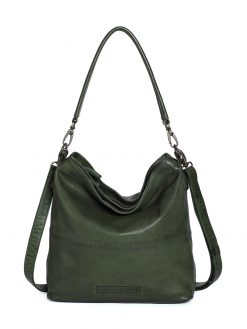 Amsterdam Bag - Dark Olive