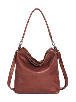 Amsterdam Bag - Mustang Brown