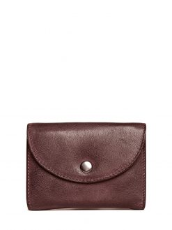 Antwerp Wallet - Burgundy