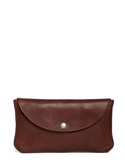 Bruges Wallet - Mustang Brown