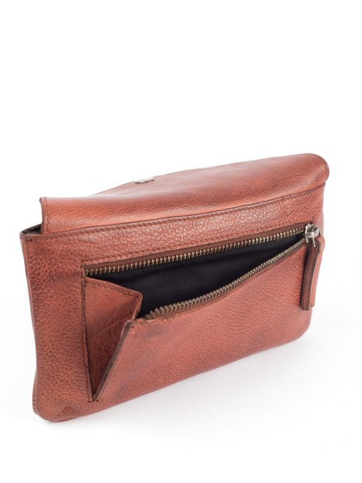Bruges Wallet - backside detail