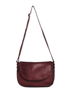 La Pampa Bag - Burgundy