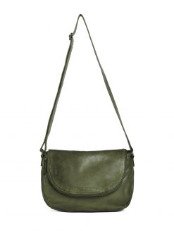 La Pampa Bag - Dark Olive