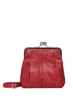 Luxembourg Bag - Cherry Red