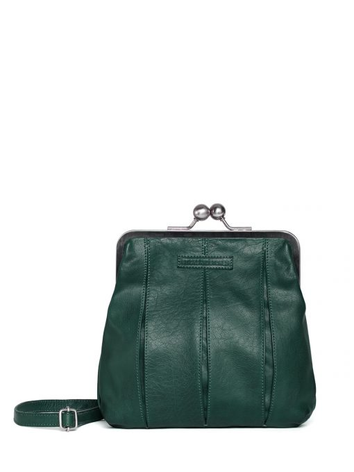 Luxembourg Bag - Rainforest Green