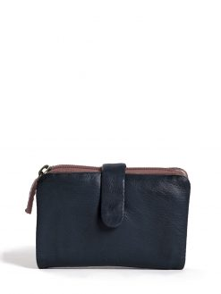 Laguna Wallet - Dark Blue
