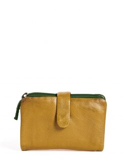 Laguna Wallet - Honey Yellow