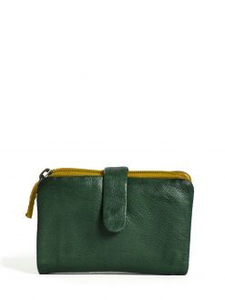 Laguna Wallet - Rainforest Green