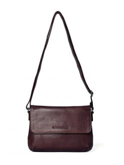 Athens Bag - Burgundy