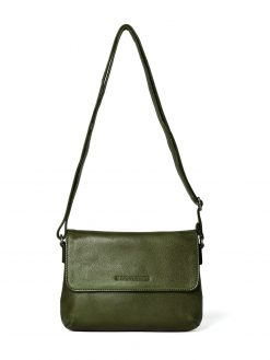 Athens Bag - Dark Olive