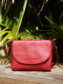 Berkeley Bag - Red