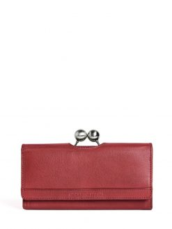 Berlin Wallet - Cherry Red