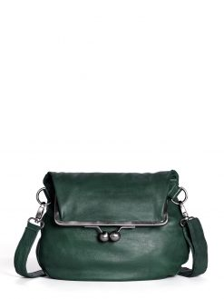 Cannes Bag - Rainforest Green